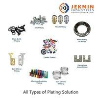 Aluminium Anodizing Plating