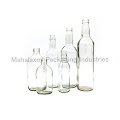 Liquor Glass Bottle Family