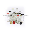 Milk Glass Bottle Family