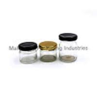 Small Glass Jar Family