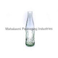 Soda Glass Bottle