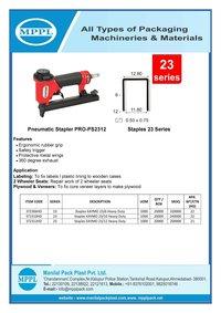 Pneumatic Stapler PRO-PS2312