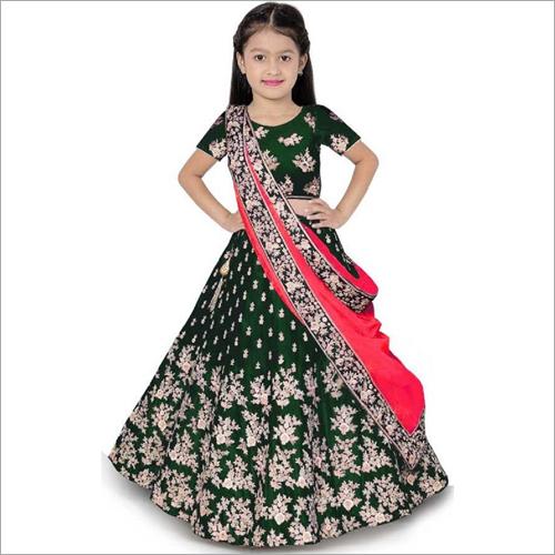 DOLL Kids Designer Lehenga Choli