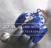 Multi-function hydraulic control valve