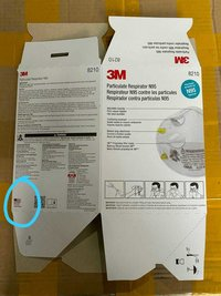 3M  8210 Face Mask