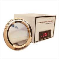 O Lampus Thermo Plate Control Box