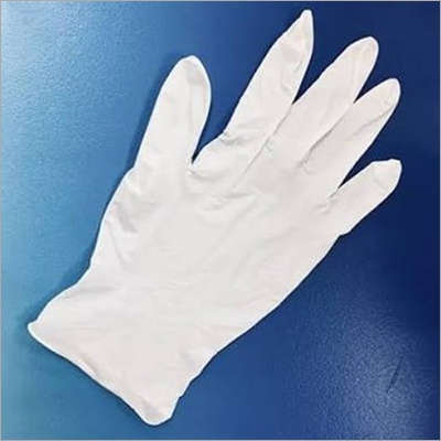 White Examination & Surgical Gloves