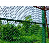 GI PVC Coated Chain Link Mesh Fence