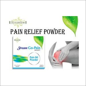 Pain Relief Powder