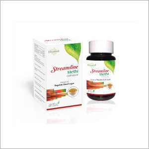 Diabetes Fenugreek Capsules