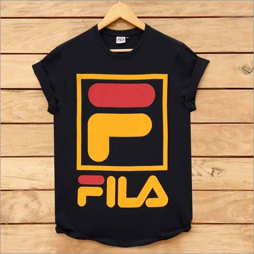 Mens Black T-Shirt