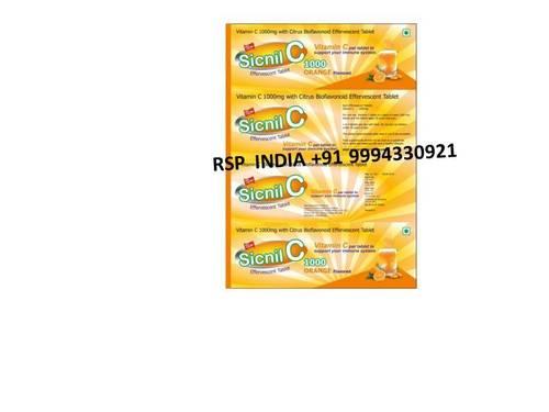 Sicnil C Vitamin C Tablets