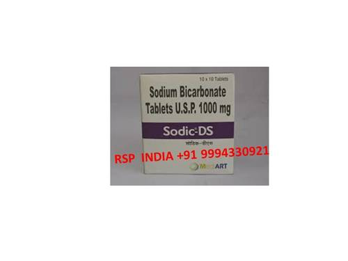 Sodic Ds 1000mg Tablets