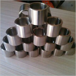 Ped-Lock Stainless Steel Pipe Coupling