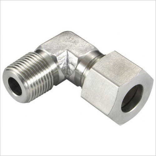 Ped-Lock 1-2 Inch Hydraulic Male Elbow