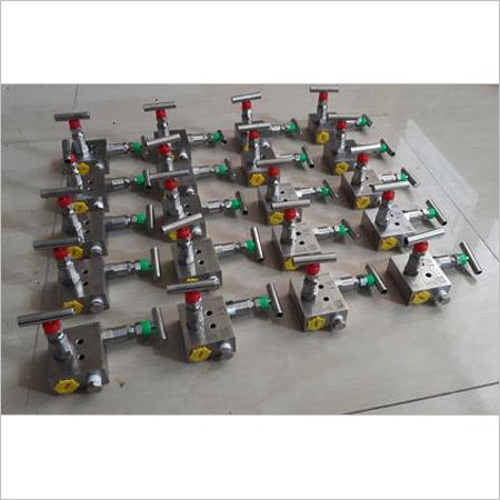 Ped-Lock Instrument Manifold Valves
