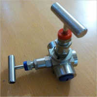 2 Way Manifolds Valve