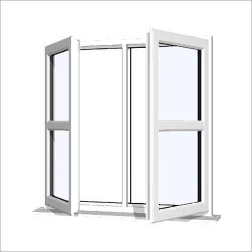 UPVC Double Leaf Casement Window