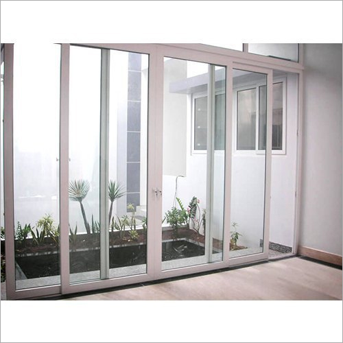 UPVC Glass Partition
