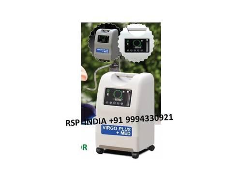 Virgo Plus + Med Oxygen Concentrator