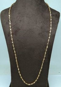 Gold plated Chains For Mens(30 Inch)