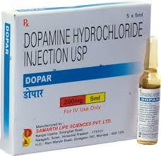 Dopamine Injection