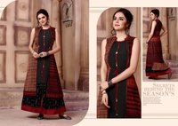Stylish Designer Georgette Kurti