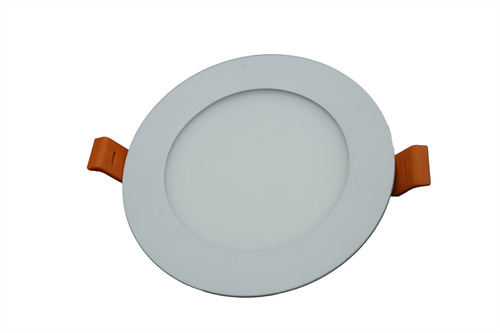 Slim Round Panel Light