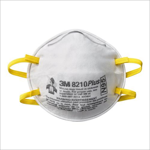3M 8210 Plus N95 Face Mask