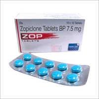 7.5 MG Zopiclone Tablets BP