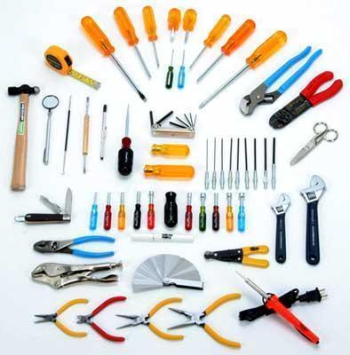 iti electrician trade tool & machinary