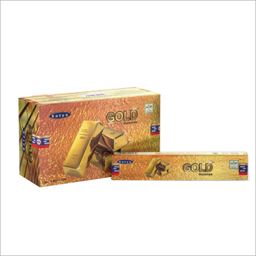 Satya Gold Incense Sticks