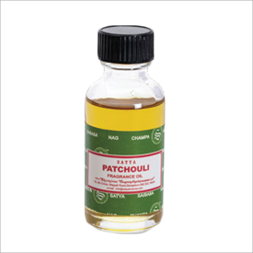 Satya Patchouli Fragrance Oils
