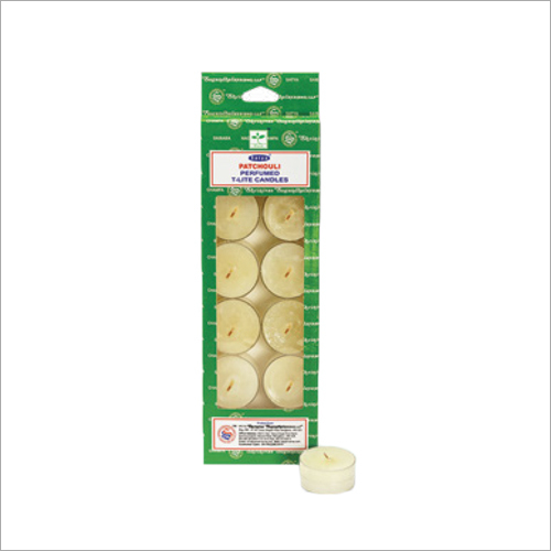 Satya Patchouli T-light Candles