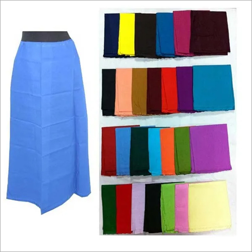 Ladies Multicolor Petticoat