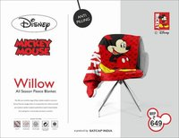Disney Willow Fleece Blanket