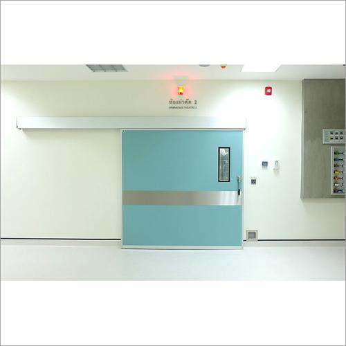 Sliding Clean Room Door