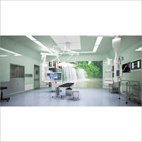 Prefabricated Modular Operation Theatre