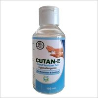 CUTAN - E HAND SANITIZER GEL