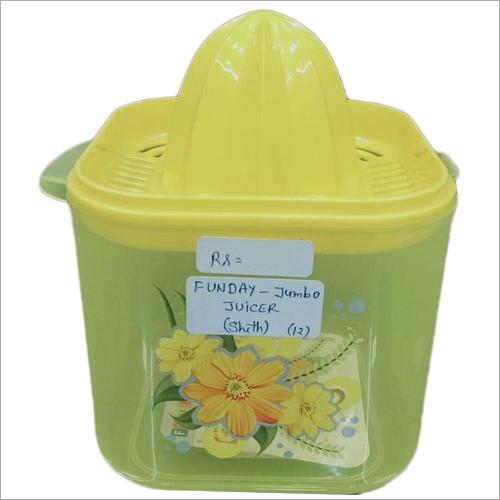 Funday Jumbo Plastic Juicer