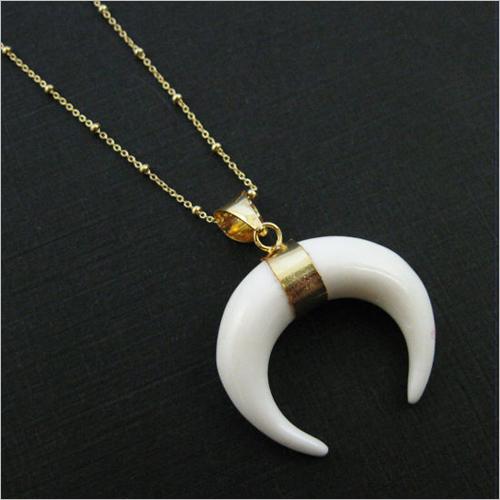 Horn Bone Pendant