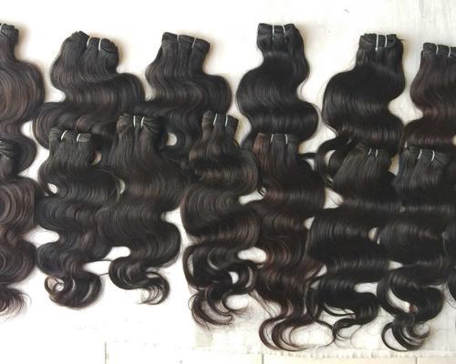 Body Wave Hair Weave Wefts Natural Black Human Hair