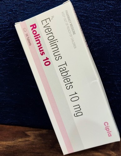 ROLIMUS 10 (Everolimus Tablets 10mg)