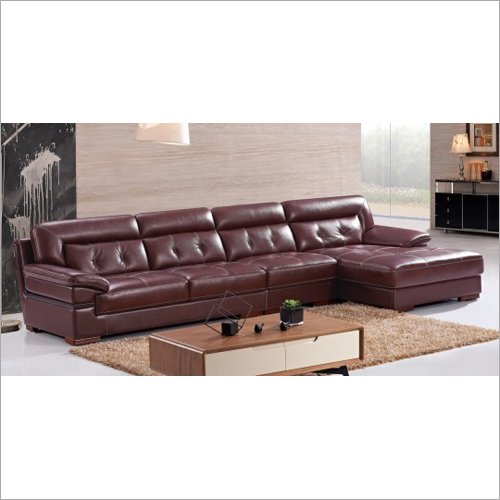 New Design L Shape Modern Leather Sofa