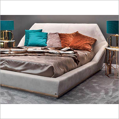 Designer Leather Bed