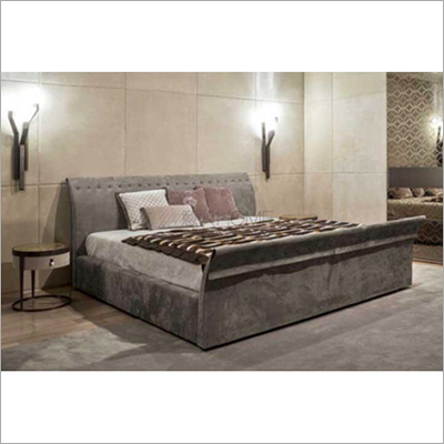 Italian Design Modern Leather Bed