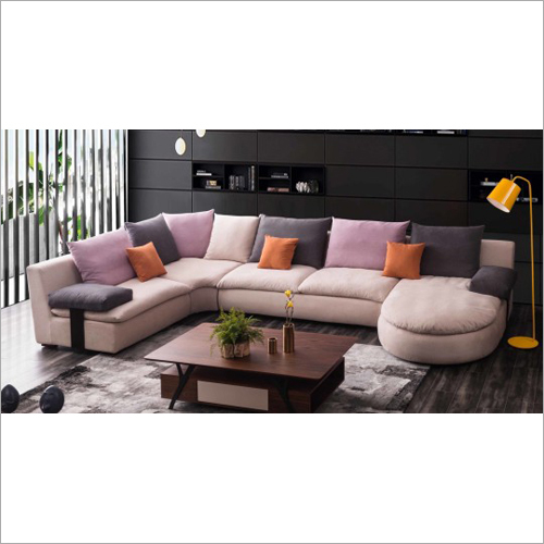 Bolusi Modern Fabric Sofa