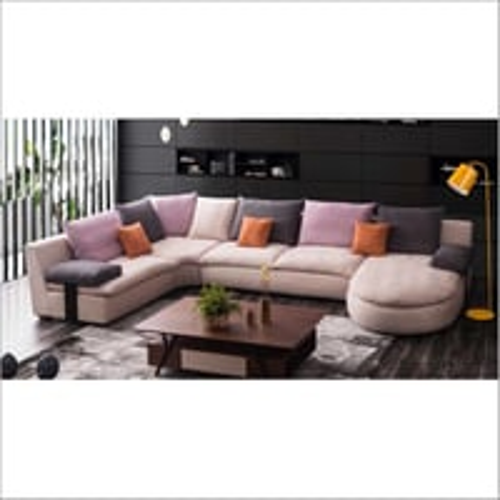 Bolusi Modern Fabric Sofa