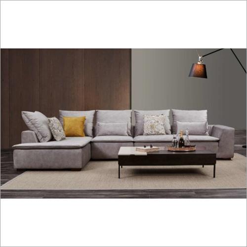 L Shape Modern Sofa Fabric