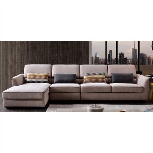 L Shape Fancy Furniture Fabric